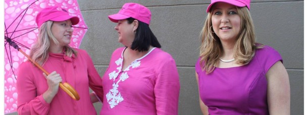 50 Shades of Pink for Hunter Women