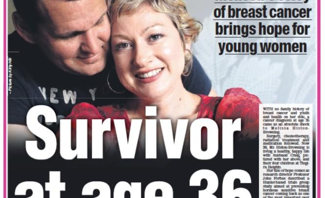 Survivor at Age 36