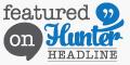 hunterheadlinebutton