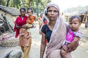 Women at the Badi Community